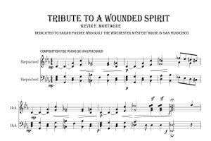 Tribute Piano Score 01