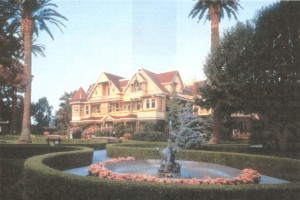 Winchester Mystery House (Color)