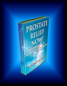 PRN Book with blazing blue background