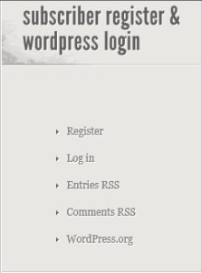KFFMenterprises WordPress login image