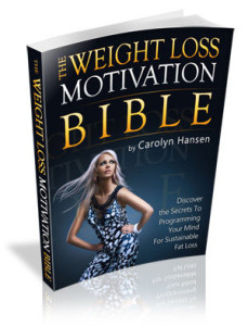 Weight Loss Motivation Bible 01