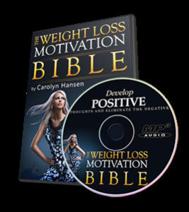 Weight Loss Motivation Bible - Develop Positive