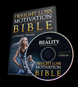 Weight Loss Motivation Bible - Use Realilty