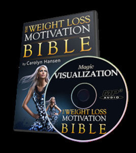 Weight Loss Motivation Bible - Visualization