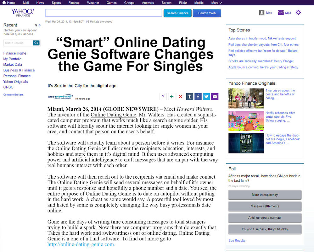 Dating Genie 05