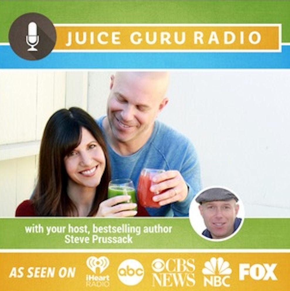 Juice Guru Radio Cover Art