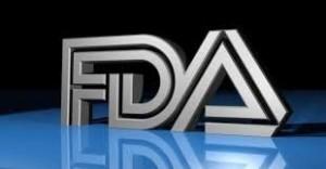 FDA 3D log (black on blue)